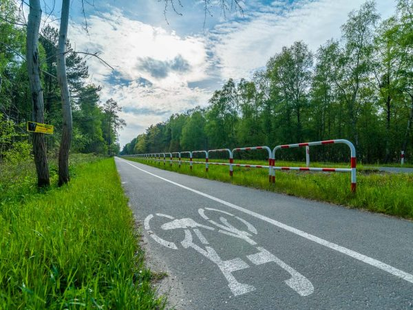 trasy rowerowe mrzezyno